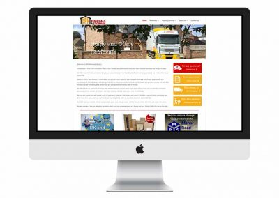 DPH Removals Website