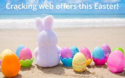 Cracking Easter website offers