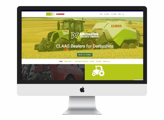 Alkmonton Tractors