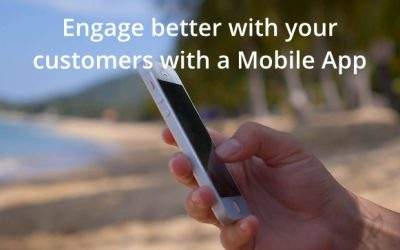 Increase customer loyalty with a Mobile App